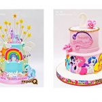 tortas niñas mrponQ mi pequeño pony