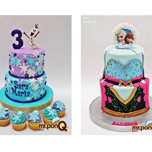 Mrponq Ninas Frozen 12