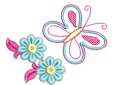 mrponq_niñas_floresymariposas