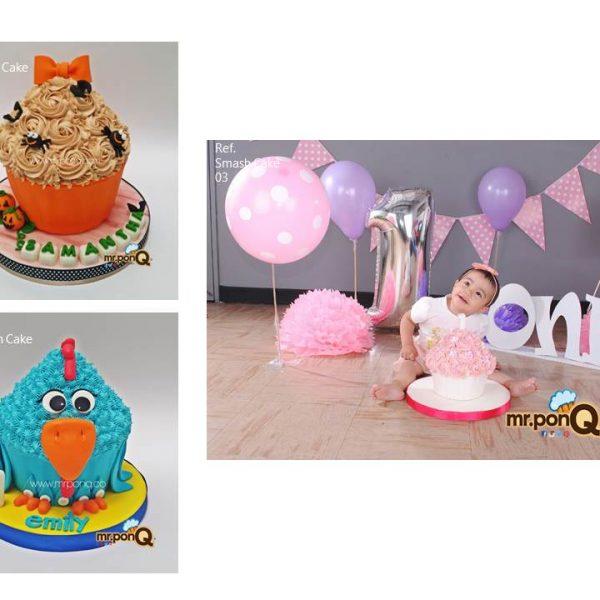 Mrponq Ninas Smash cake