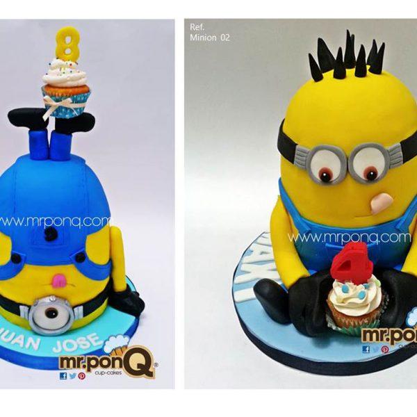 torta minion mrponQ