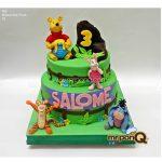 Mrponq tortas Winnie the pooh