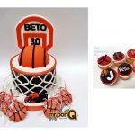 Torta mrponq Baloncesto