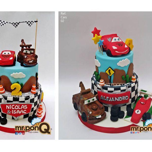 torta cars niños mrponQ
