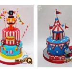 Torta niños circo mrponQ