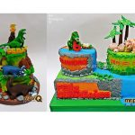 torta niños dinosaurio mrponQ