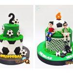 torta futbol niños mrponq