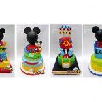 tortas mickey mouse niños mrponQ