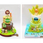 tortas niños safari mrponq