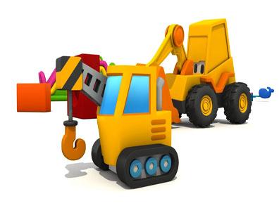 Torta niños - construcción