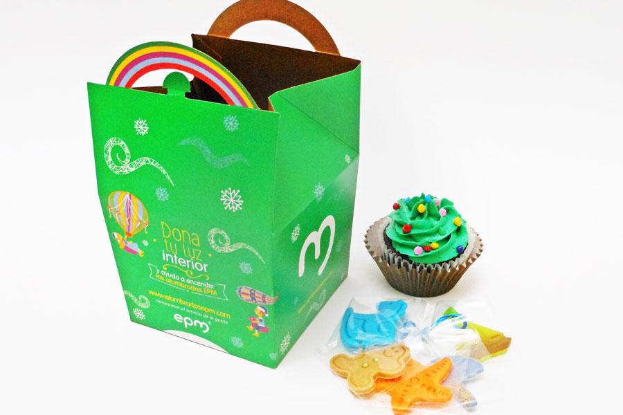 Mrponq - Ofrecemos Cupcakes Paquete Especiales