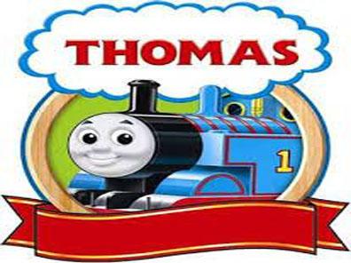 torta niños - Thomas El Tren