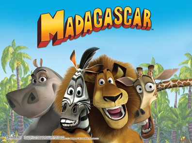 torta niños - Madagascar