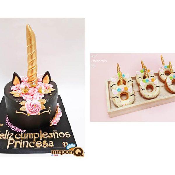 tortas unicornio niñas mrponQ