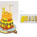 Torta Constructor niño mrponq