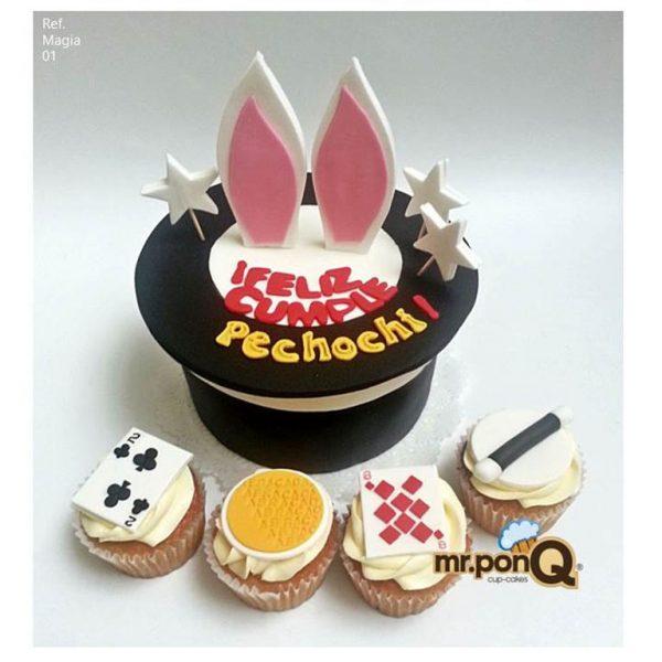 torta niños - Magia