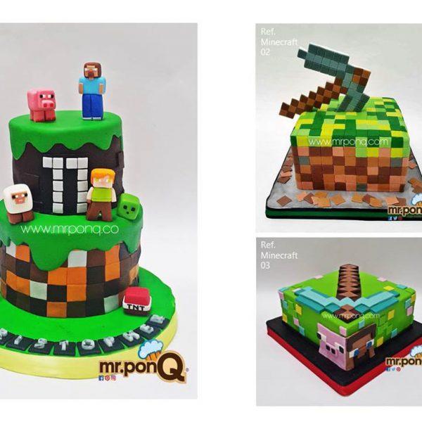 Mrponq Ninos Minecraft 01