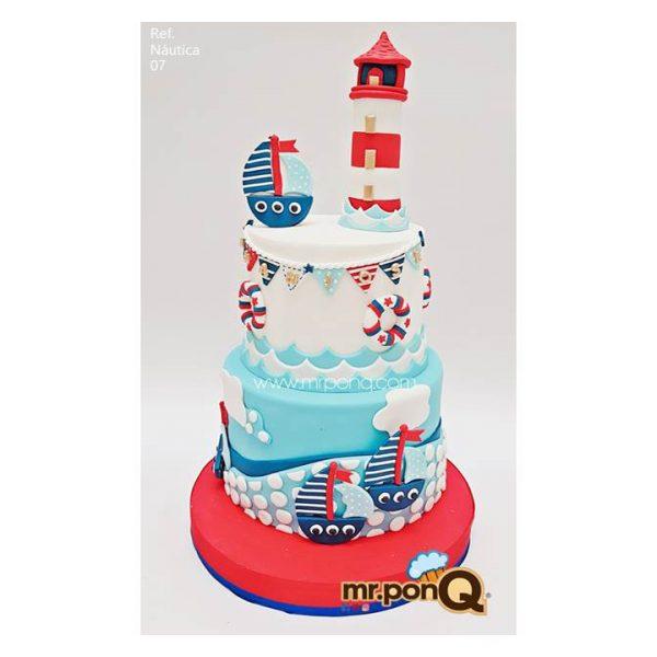 Torta nautica niños mrponQ