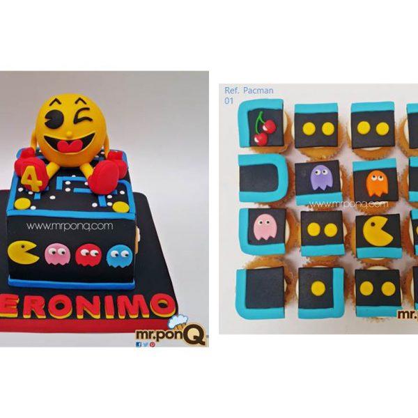 Torta niños - Pacman