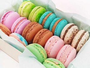 mrponQ | Ofrecemos Macarons