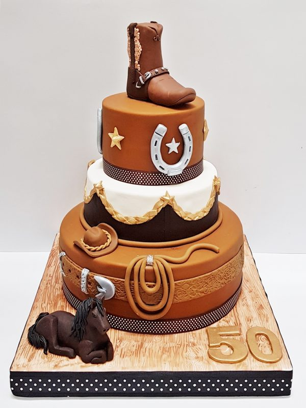Tortas Vaqueros niños mrponq