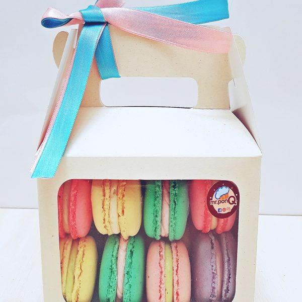 macarons caja x 16 mrponq
