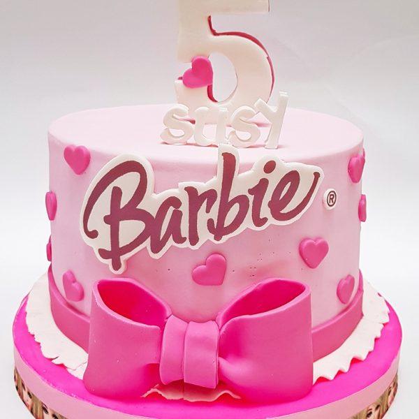 mrponq tortas niñas barbie