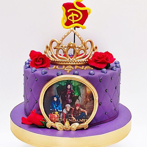 mrponq tortas niñas descendientes