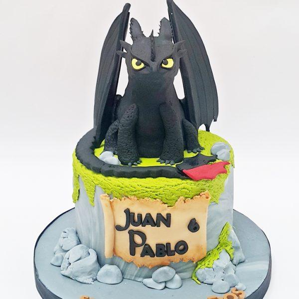 Torta furia nocturna mrponq niños